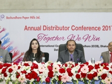 Bashundhara Paper Mills LTD annual distributor conference 2017