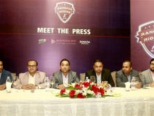 Rangpur Riders Meet ThePress