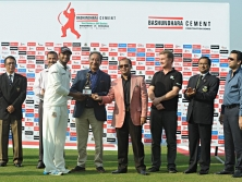 Safwan Sobhan Tasvir at Bashundhara Cement Test Series, 3rd Test