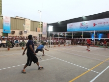 Safwan Sobhan Tasvir inaugurated BG Sports Fiesta 2014