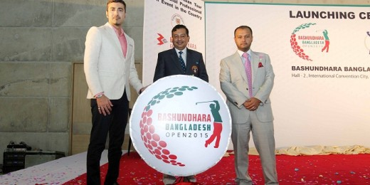 Bashundhara Bangladesh Open Golf Tournament from May 27