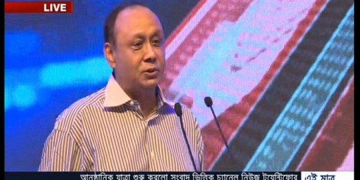 We want to-portray positive Bangladesh BG Chairman ahmed akbar sobhan