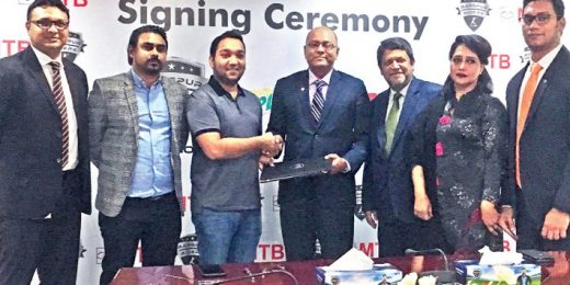 MTB partners with Rangpur Riders